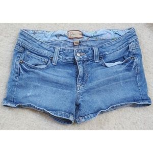 Paige Canyon Cut #209641 Jean Short Shorts